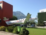 Pilatus PC-12 on a stick
