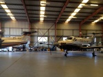 The new stablemate in the Pilatus hangar