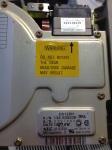 A mid 1980's hard drive