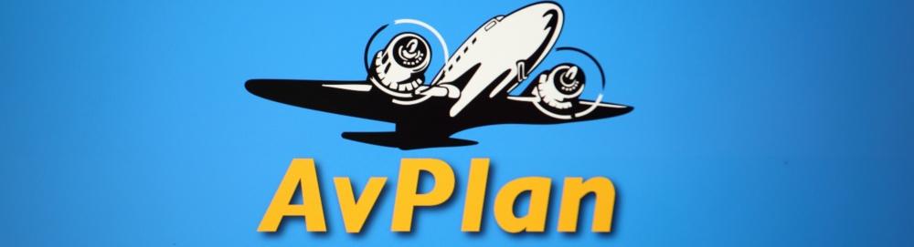 AvPlan Logo Header