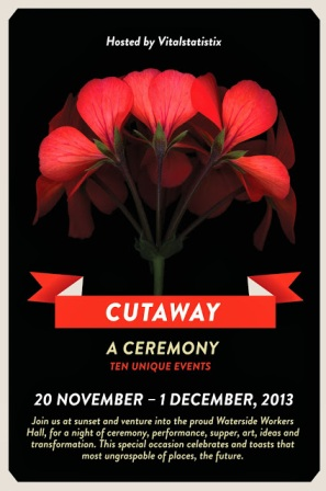 Cutaway - a ceremony