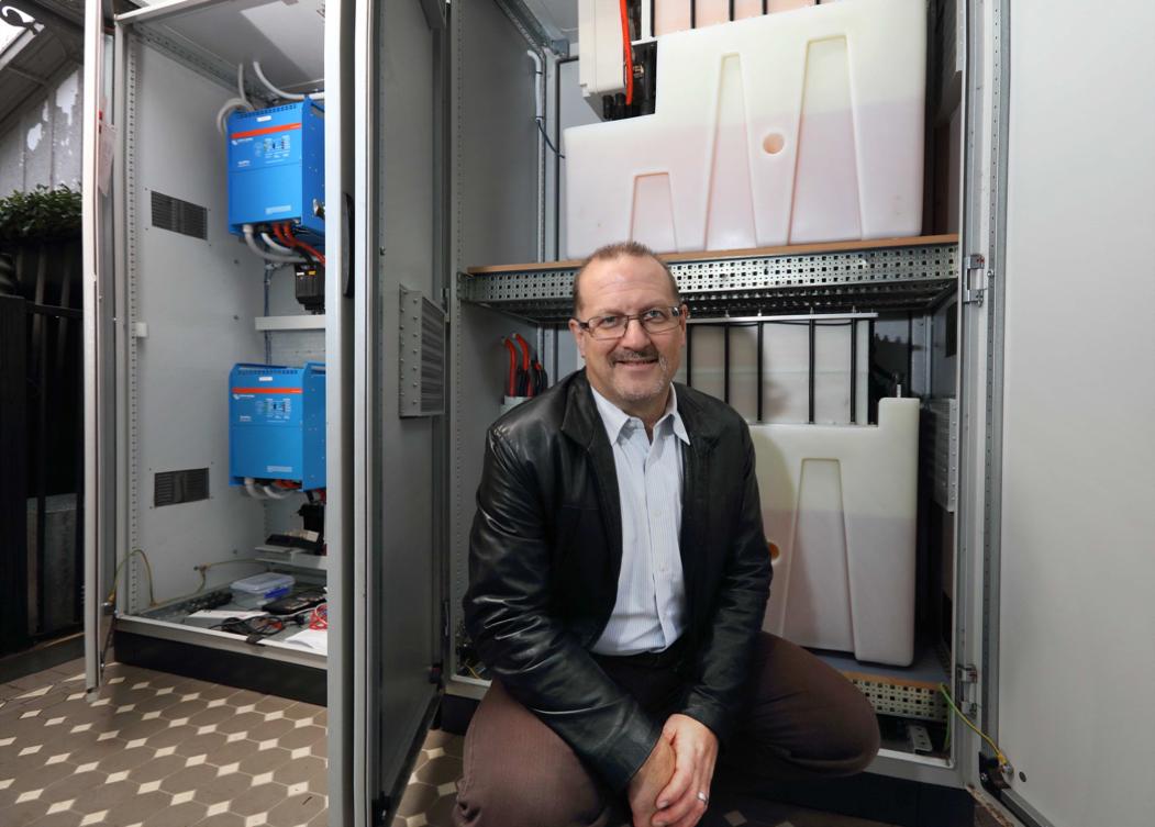 My home Redflow ZBM2 energy system installation   Simon Hackett