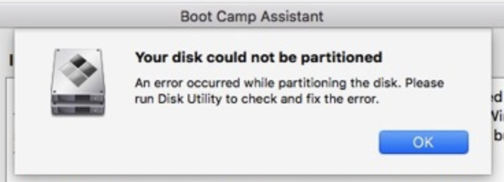 Solved: Installing Windows 10 using Bootcamp on iMac with a