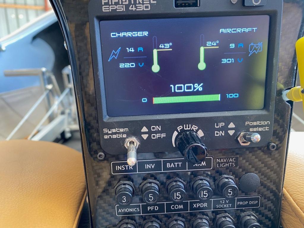 Pipistrel Taurus EPSI Engine Controller